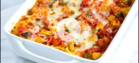 Recipes For Vegetable Lasagna