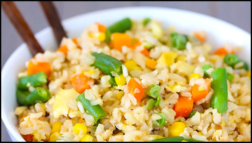 Rice And Vegetable Recipes
