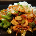 Shrimp Vegetable Stir Fry Recipe