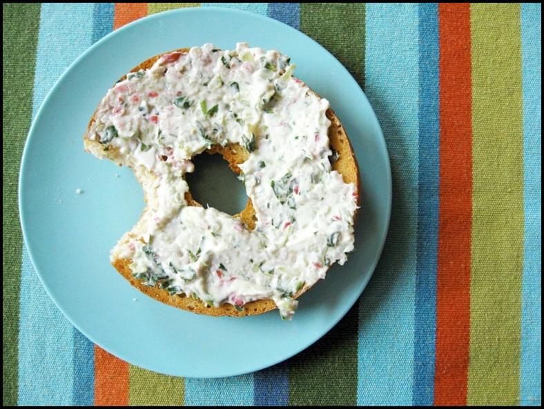 Vegetable Cream Cheese Recipe