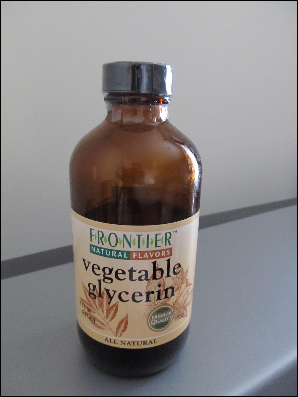 Vegetable Glycerin Whole Foods