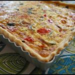 Vegetable Quiche Recipes Easy