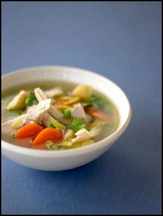 Vegetable Soup Jamie Oliver