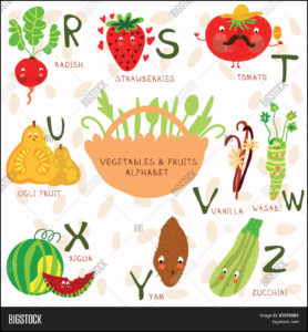 Vegetables That Start With U