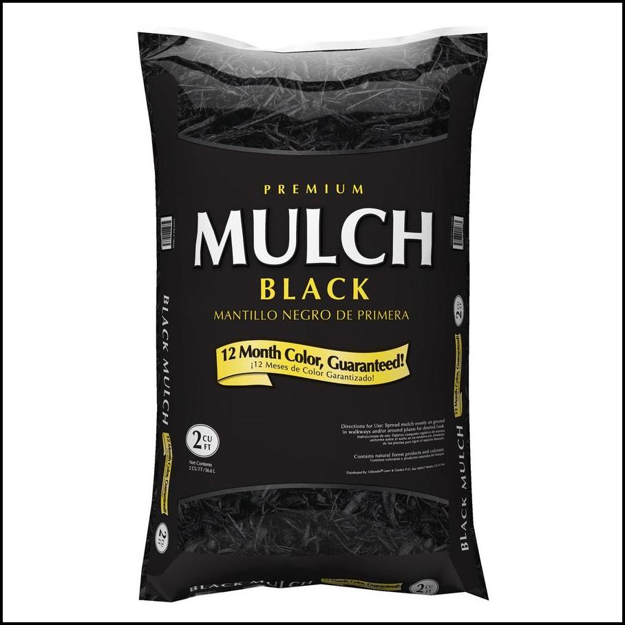 Lowes Black Mulch Sale