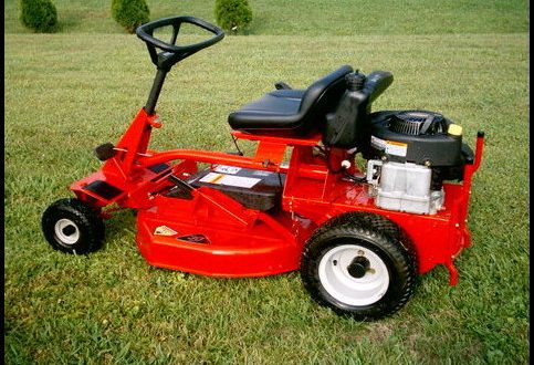 Cheap Used Riding Lawn Mowers For Sale The Garden