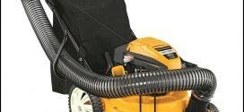 Cub Cadet Lawn Vacuum