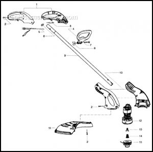 Murray Lawn Mower Wiring Diagram