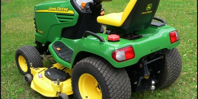 Riding Lawn Mowers On Craigslist The Garden