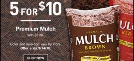 Cheap Mulch For Sale