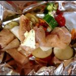 Chicken And Vegetables In Foil Packets Recipe