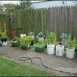 Container Vegetable Garden Plans