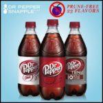 Does Dr Pepper Have Prune Juice