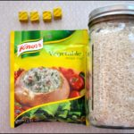 Dry Vegetable Soup Mix