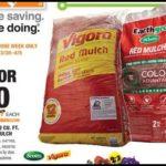 Home Depot Red Mulch Sale
