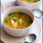 Recipe For Chicken Vegetable Soup