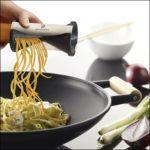 Spiral Cutter For Vegetables