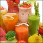 Vegetable And Fruit Smoothie