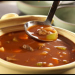 Vegetable Soup With Beef Broth